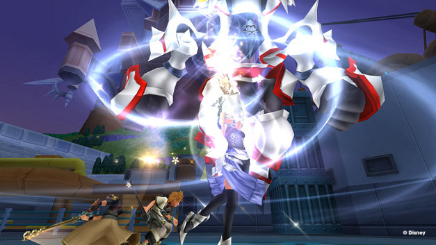 Kingdom Hearts 2.5 HD ReMIX Screenshot 1
