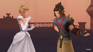 Kingdom Hearts HD 2.5 ReMIX Screenshot 5