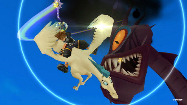 Kingdom Hearts 2.5 HD ReMIX Screenshot 7