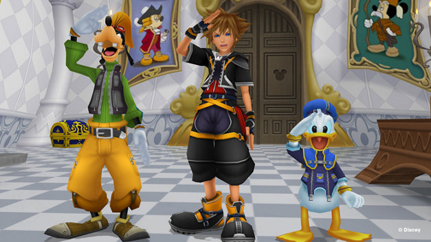 Kingdom Hearts HD 2.5 ReMIX Screenshot 10
