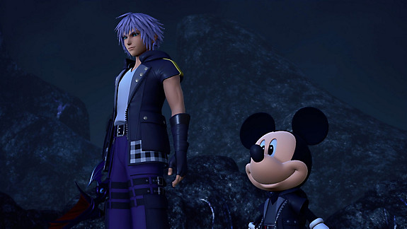 KINGDOM HEARTS All-In-One Package - Screenshot INDEX