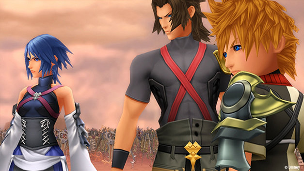 KINGDOM HEARTS HD 1.5 + 2.5 ReMIX Screenshot 1