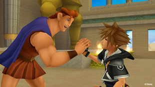 KINGDOM HEARTS HD 1.5 + 2.5 ReMIX Screenshot 2