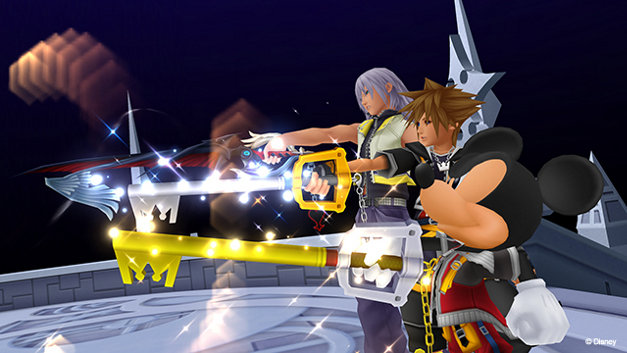 KINGDOM HEARTS HD 1.5 + 2.5 ReMIX Screenshot 4