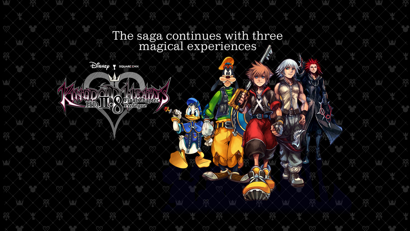 Kingdom Hearts Hd 2 8 Final Chapter Prologue Game Ps4 Playstation