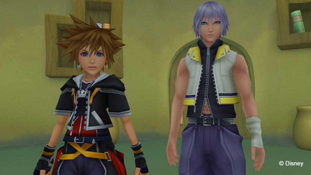 KINGDOM HEARTS HD 2.8 Final Chapter Prologue Screenshot 1