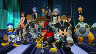 KINGDOM HEARTS HD 2.8 Final Chapter Prologue Screenshot 3