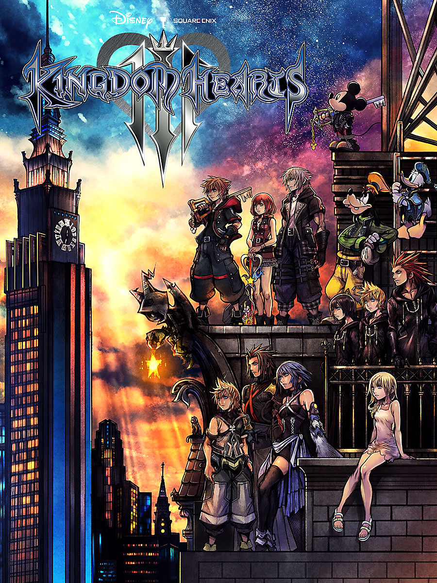 Kingdom Hearts III - PS4 Pro