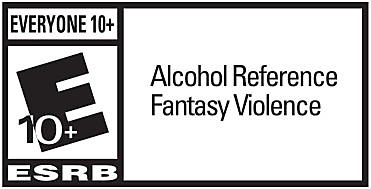Kingdom Hearts III ESRB Logo
