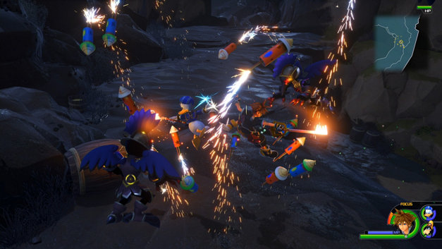 KINGDOM HEARTS III Screenshot 7