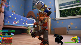 KINGDOM HEARTS III Screenshot 24