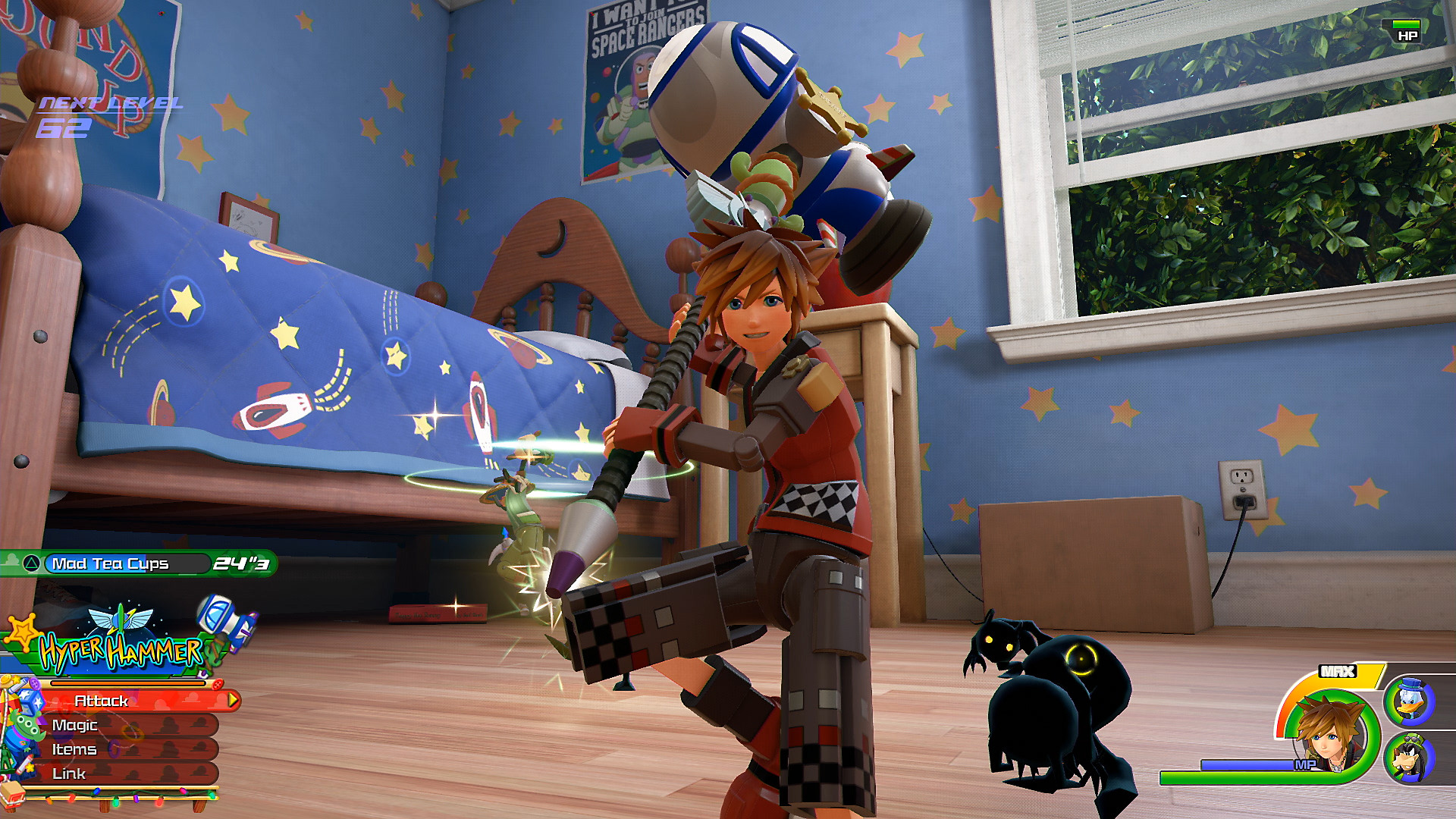 KINGDOM HEARTS III Lockup 2