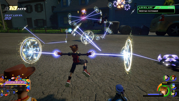 KINGDOM HEARTS III Screenshot 22