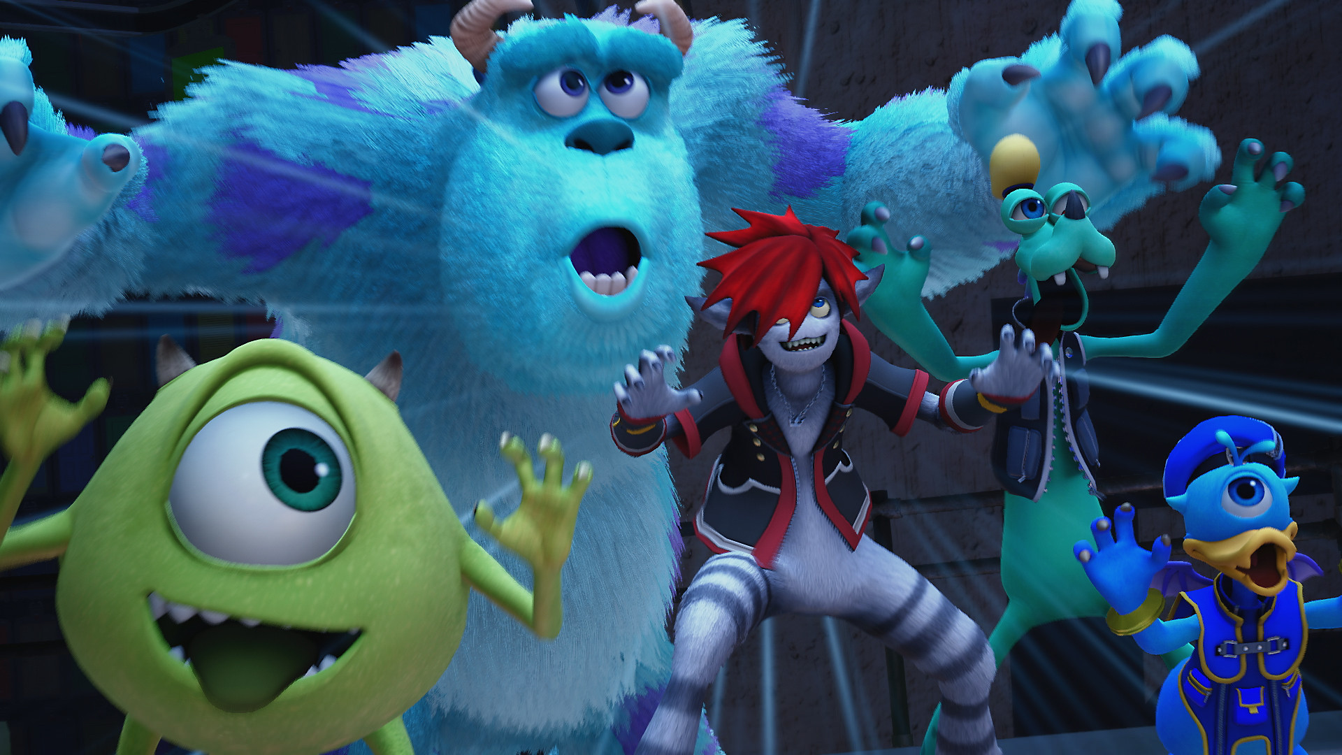 KINGDOM HEARTS III Screenshot 5