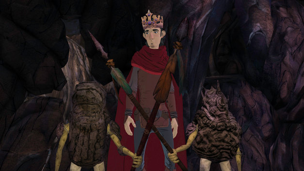 King's Quest - Chapter 2: Rubble Without A Cause Screenshot 4