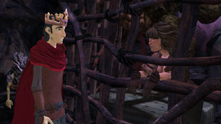 King's Quest - Chapter 2: Rubble Without A Cause Screenshot 6