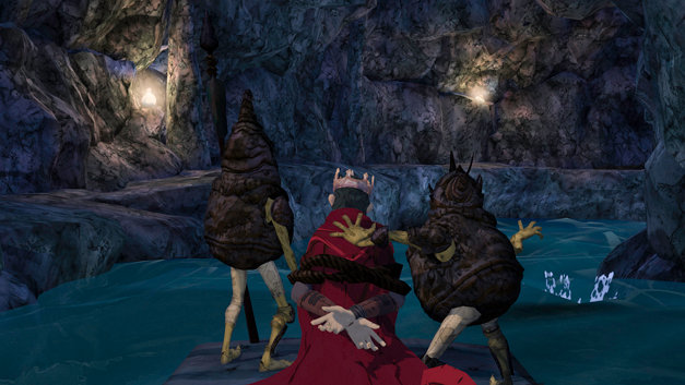 King's Quest - Chapter 2: Rubble Without A Cause Screenshot 16
