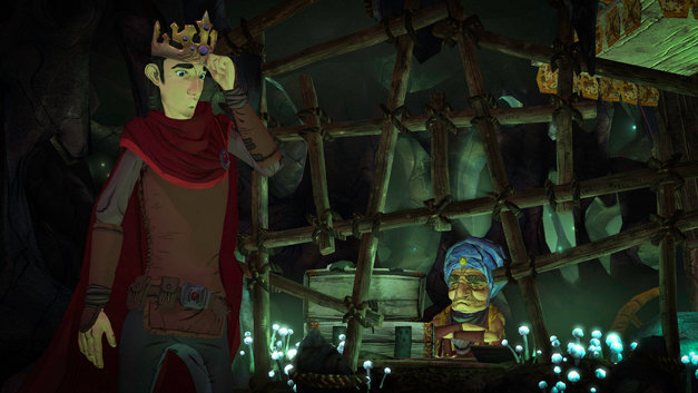 King's Quest - Chapter 2: Rubble Without A Cause  Screenshot 19