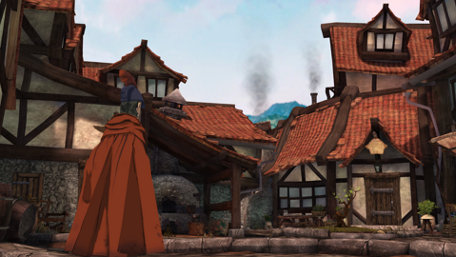 King's Quest: Season Pass Trailer Screenshot