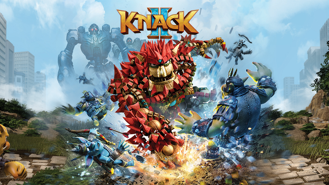 Image result for knack 2