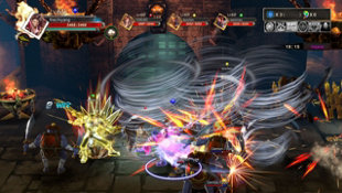 Knights of Valour Screenshot 5