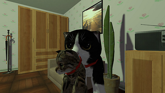 Konrad's Kittens - Screenshot INDEX
