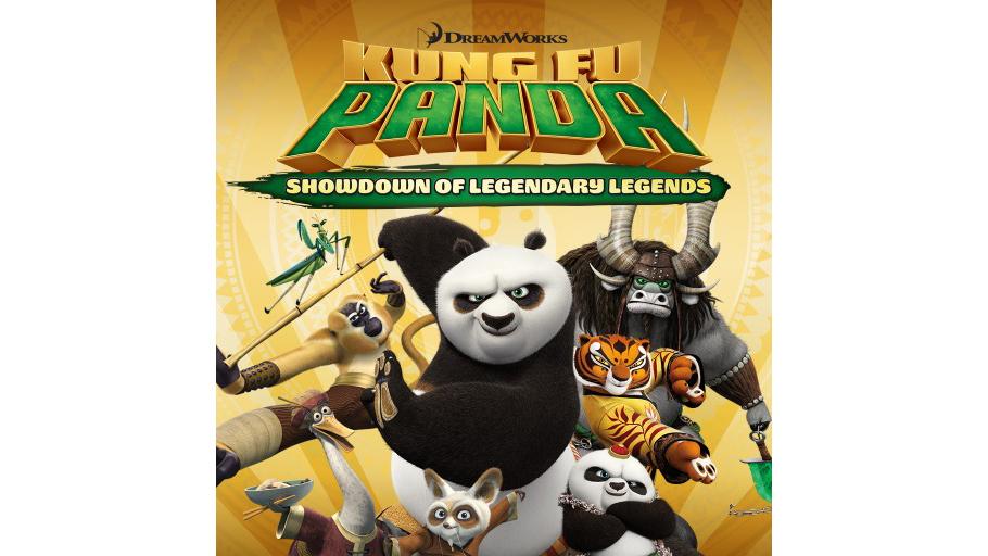 Kung Fu Panda Showdown of Legendary Legends Game  e650f9b13