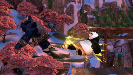 Kung Fu Panda Showdown of Legendary Legends Trailer Screenshot