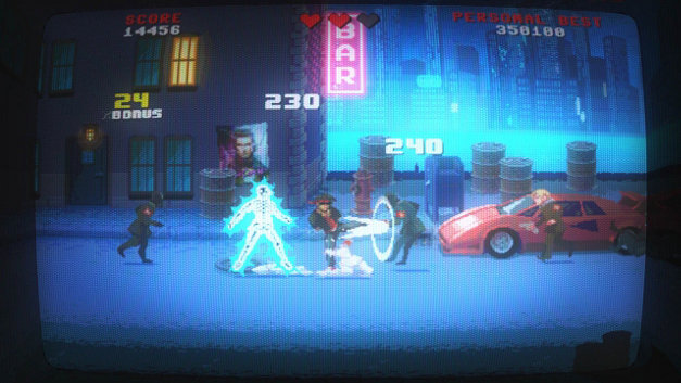 Kung Fury: Street Rage Screenshot 1