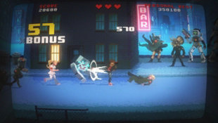 Kung Fury: Street Rage Screenshot 2