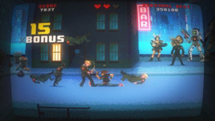 Kung Fury: Street Rage Screenshot 6