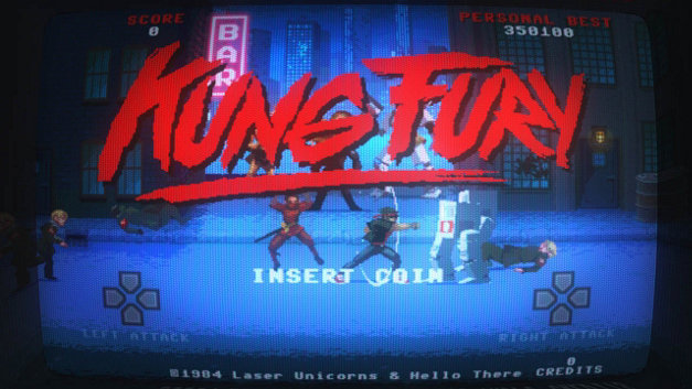 Kung Fury: Street Rage Screenshot 7