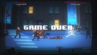 Kung Fury: Street Rage Screenshot 8
