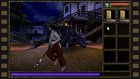 Kwaidan ~Azuma manor story~ - Screenshot INDEX