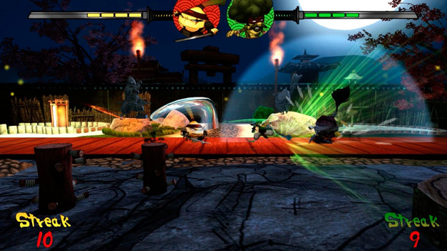 KYURINAGA'S REVENGE Screenshot 1