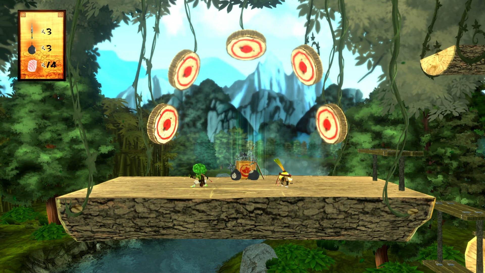 KYURINAGA'S REVENGE Game | PS4 - PlayStation