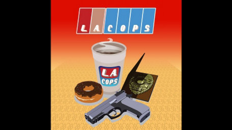 LA Cops Trailer Screenshot