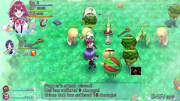 Labyrinth Life - Screenshot INDEX