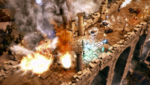 Lara Croft et le Temple d'Osiris Screenshot 2