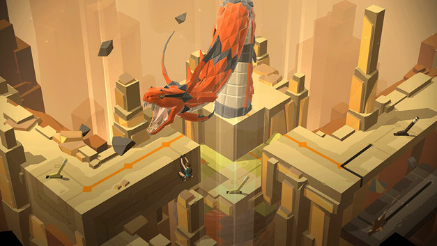Lara Croft GO Screenshot 4