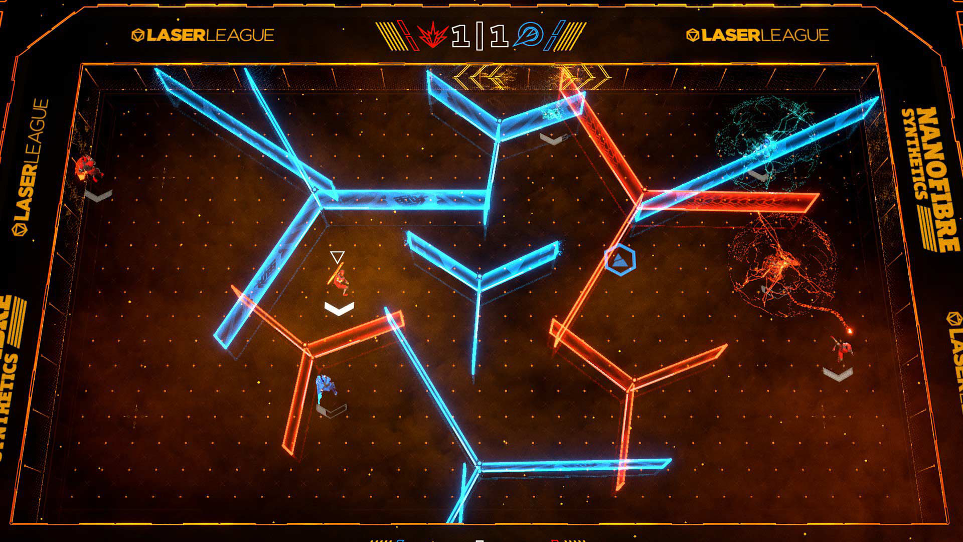 Laser League Game Ps4 Playstation How To Repair Your Plasystation 3 Screenshot 2