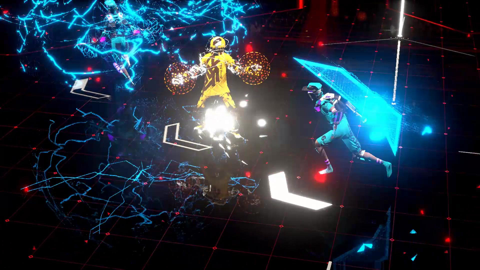 Laser League Game Ps4 Playstation How To Repair Your Plasystation 3 Screenshot 5