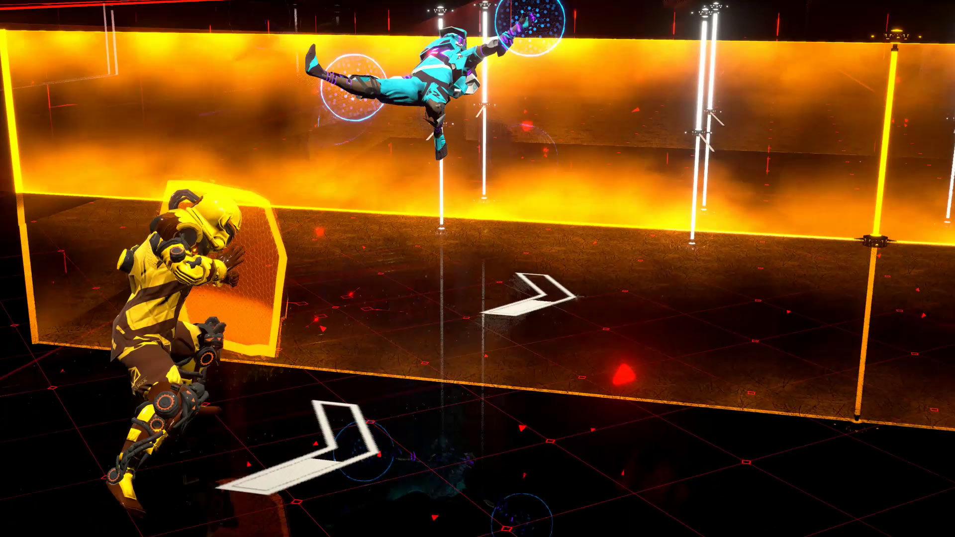 Laser League Game Ps4 Playstation How To Repair Your Plasystation 3 Screenshot 6