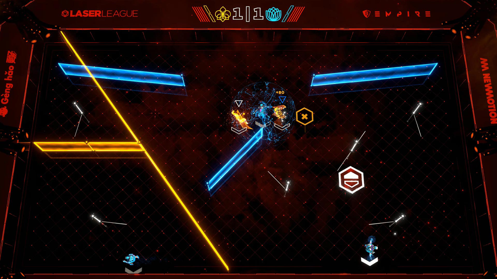 Laser League Game Ps4 Playstation How To Repair Your Plasystation 3 Screenshot 7
