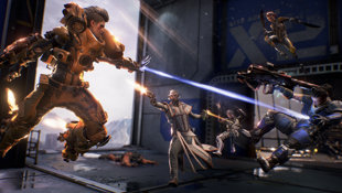 LawBreakers Screenshot 3
