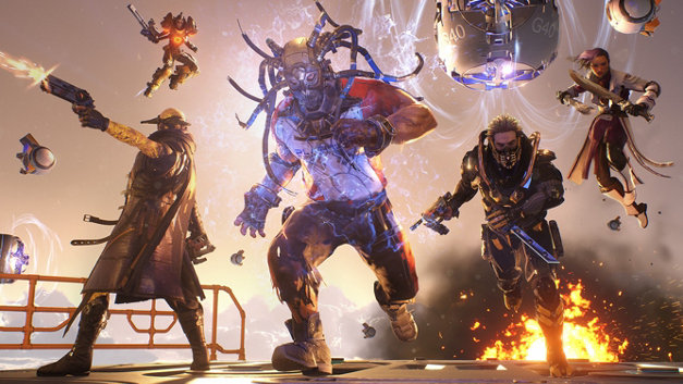 LawBreakers Screenshot 1