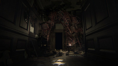 Layers of Fear Trailer Screenshot