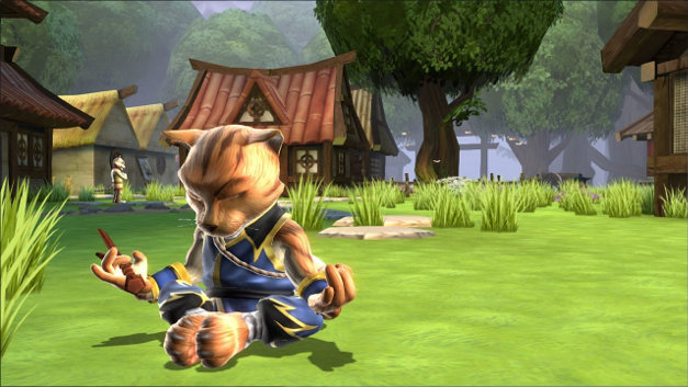 Legend of Kay Anniversary Screenshot 1