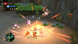 Legend of Kay Anniversary Screenshot 3
