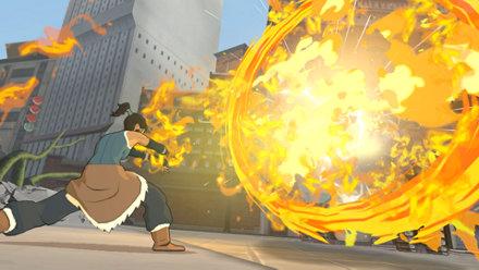 The Legend of Korra on PS4: PlatinumGames Joins the Avatar ...
